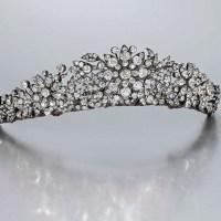 Diamond and Gemstone Tiaras of Exquisite Design