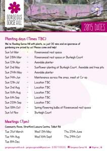 GGH-Dates Planting