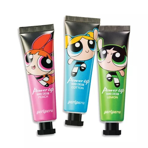The Powerpuff Girls Makeup Collection By PERIPERA