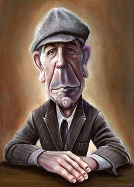 leonard_cohen caricature