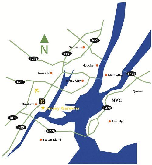 COMPRAS. OUTLETS DE NUEVA YORK (4/4)