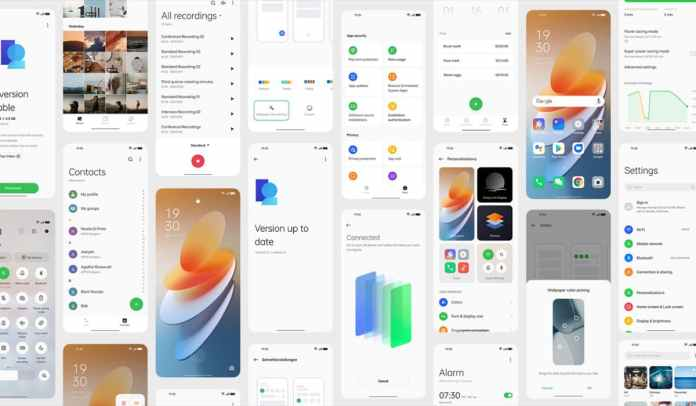 OPPO ColorOS 12 Android12