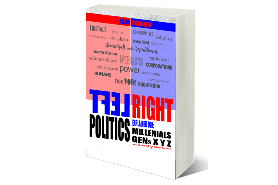 Left Right Politics Explained for Millennials by Juan Rodulfo