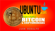 Bitcoin and Cryptocurrencies simple Explained by Juan Rodulfo at Ubuntu Cafe