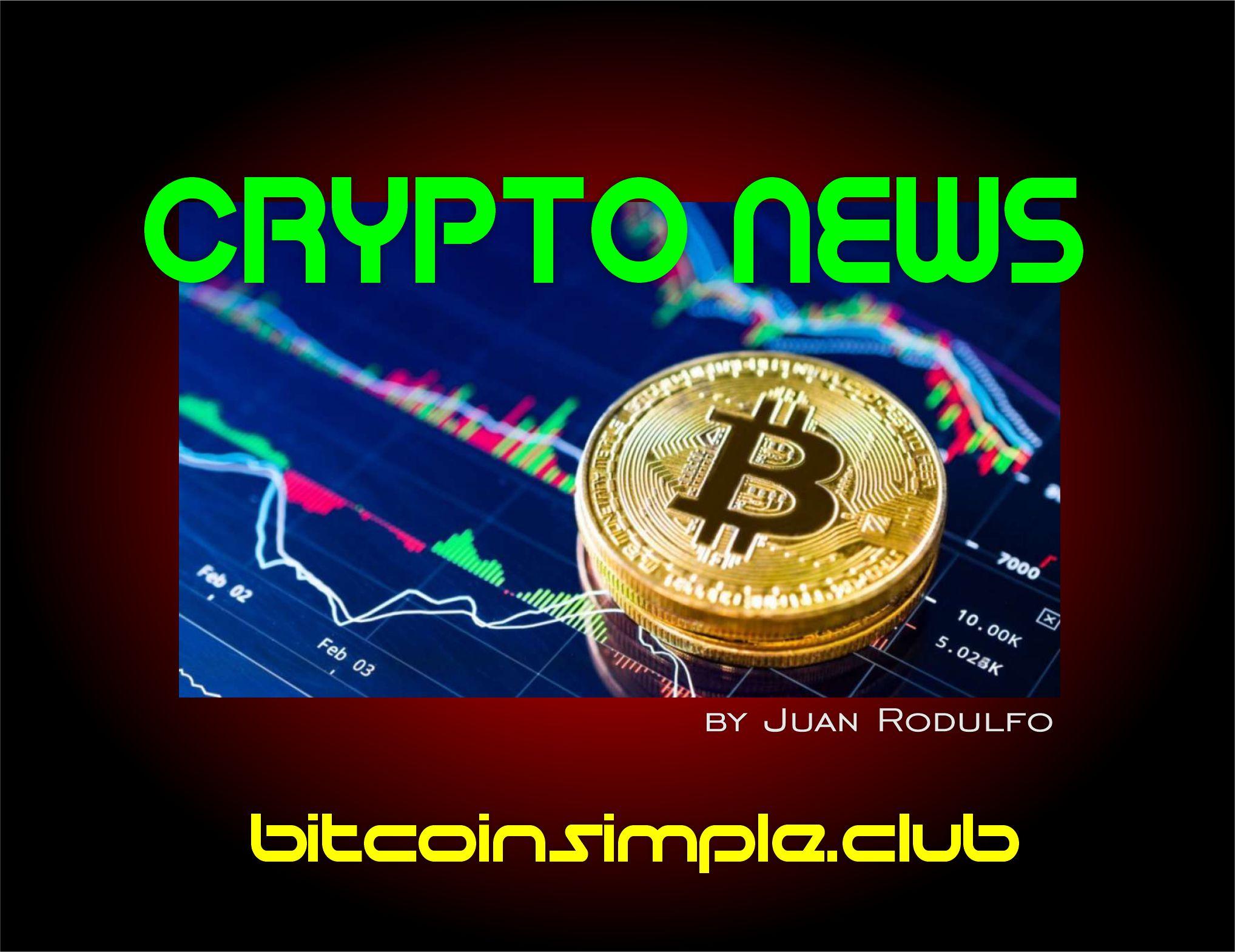 Crypto News by Juan Rodulfo