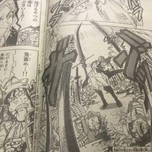 オリエント33話ネタバレ犬飼四郎小次郎武蔵