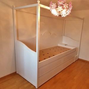 Ella-Stufen-Einzel-Haus-Kindermöbel