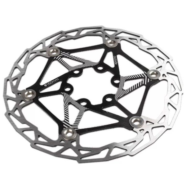 160mm Floating Disc brake rotor