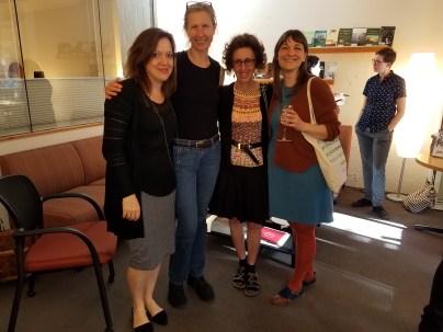 Jennifer Scanlon, bjc, Ellen Michaelson, Alissa Hattman