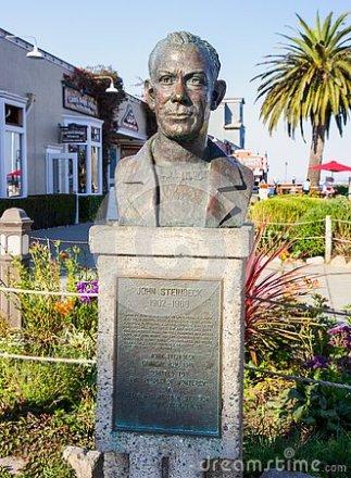 Steinbeckstatue
