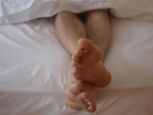 If the Guest Is Too Tall for the Guest Bed, Cut Off His Feet!