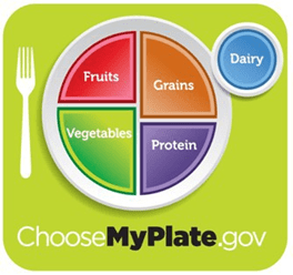 PCRM's Plate Is Better Than USDA's
