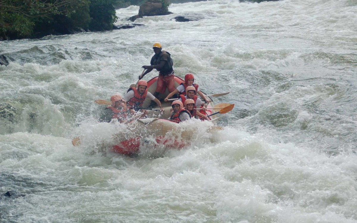 Jinja Tour, Source of the nile, whitewater rafting jinja