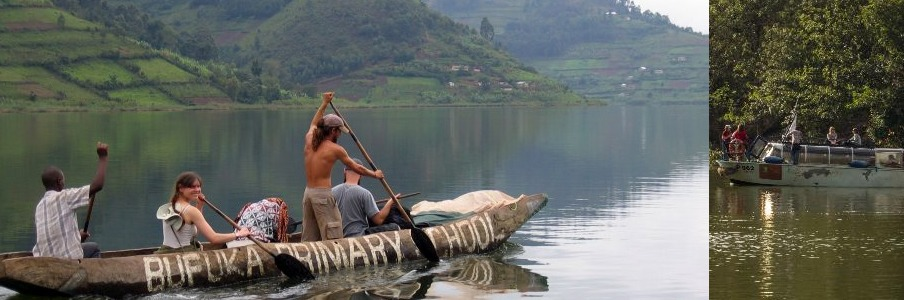 lake bunyonyi boat cruise