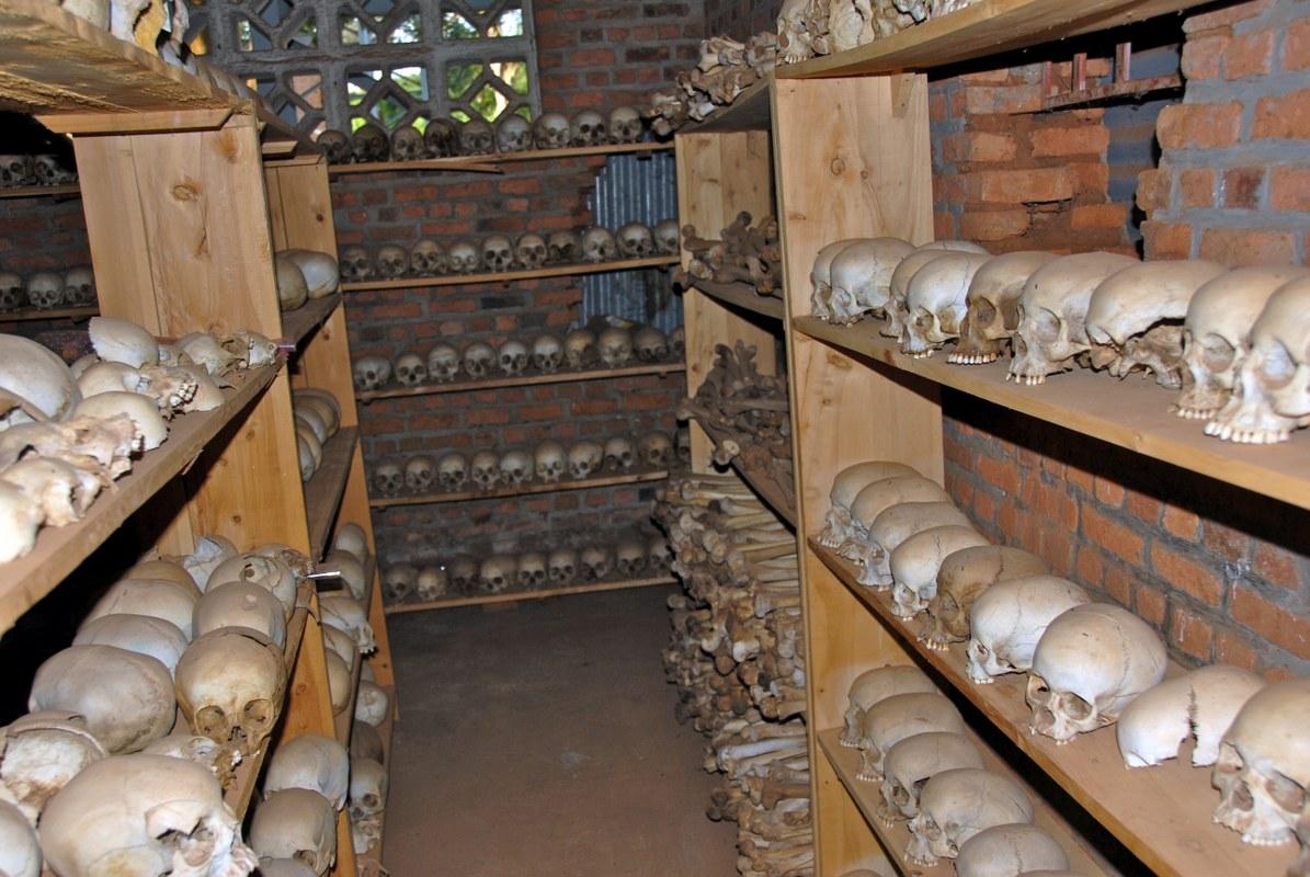 Ntarama Memorial site