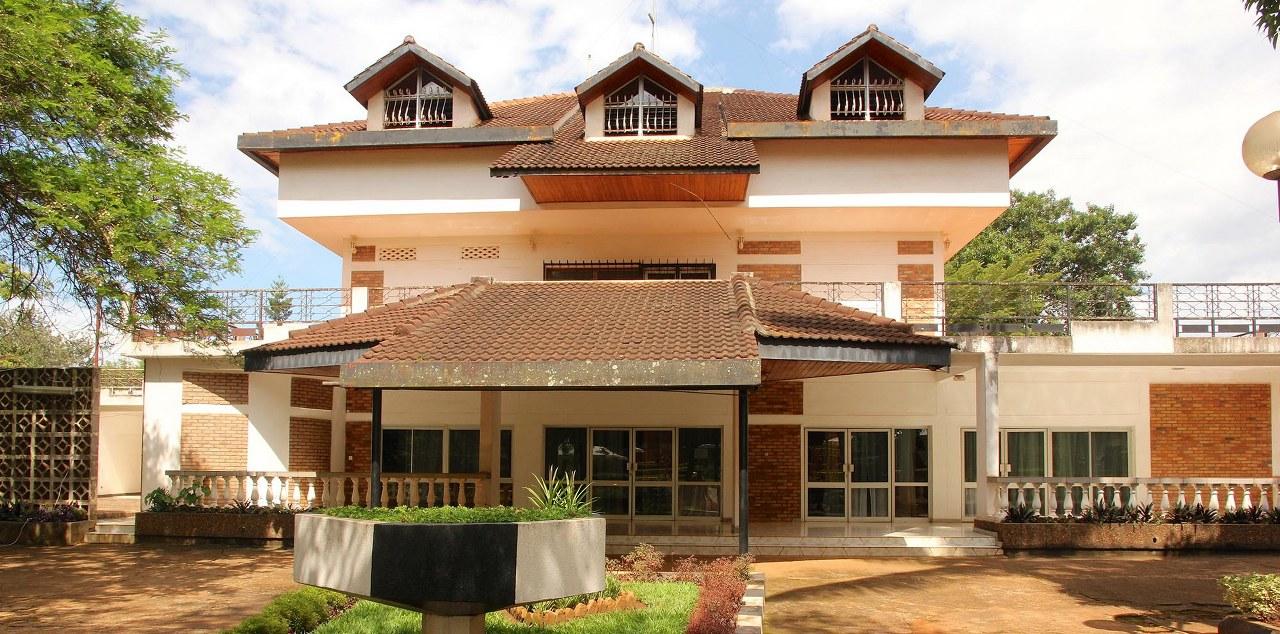 Presidential palace Museum rwanda