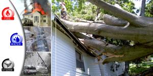 Storm Damage Restoration Canton GA