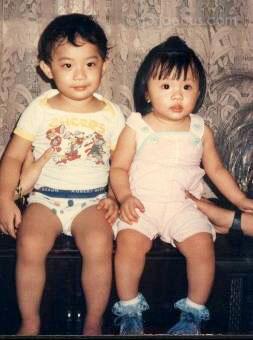 Young Jae with Kuya Bab