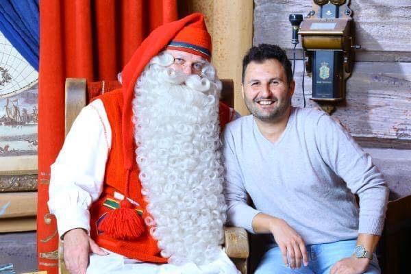 Ciprian și.. Moș Crăciun