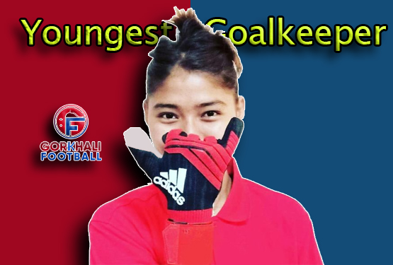 Anjana Rana Magar: Youngest Goalkeeper in Women's National Team