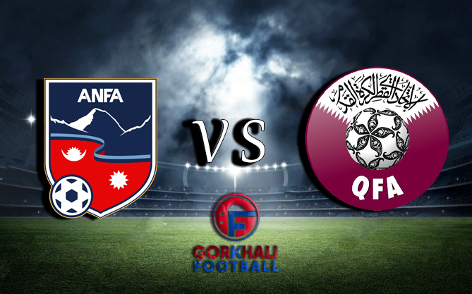 Nepal to play friendly matches with Qatari clubs