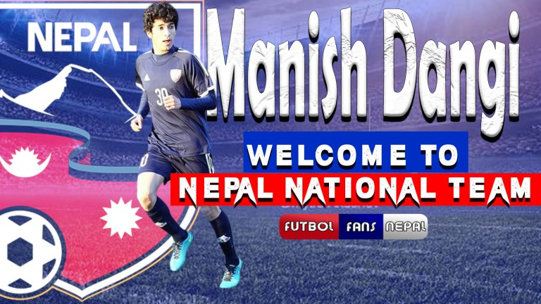 Manish Dangi First Time in Nepal National Team