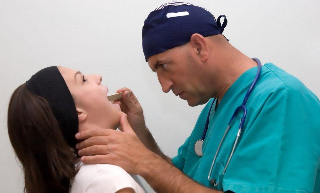 Таблетки от сухости в горле
