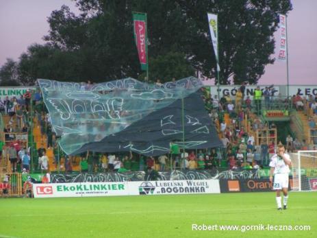 GÓRNIK ŁĘCZNA - GKS Bełchatów 2006r.