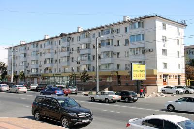 Проспект Ленина, д. 4, г. Новороссийск. Фото, карта, фасад ...