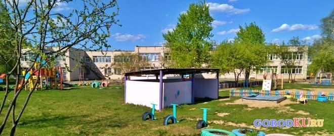 Мартюшевский детский сад «Искорка», Каменский район