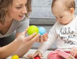 Игры и  упражнения с детьми от 9 до 12 месяцев