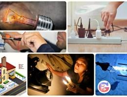 Чем опасно домашнее электричество?