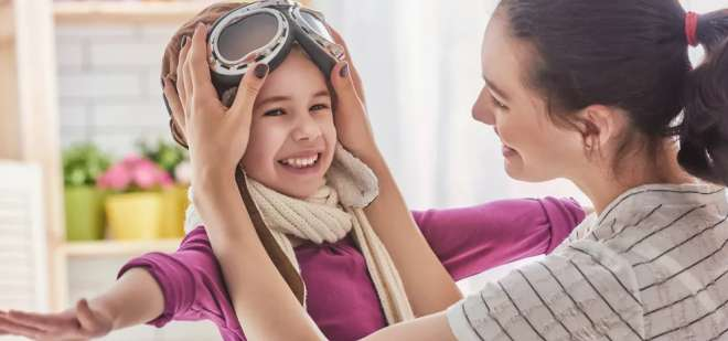 Ребёнок учится тому, чему его учит жизнь