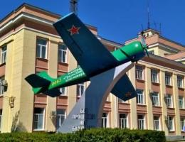 Памятник героям трудового фронта