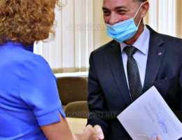 Сергей Кашпар получил официальный статус кандидата № 1 на депутатскую вакансию в округе №9.