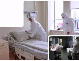 Обсерватор для пациентов с легкой формой COVID готов к работе
