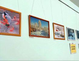 """Фотовыставка """"А снег искрится волшебством"""" (до 31 января 2021)"""