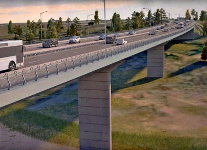 «В Крыму же построили». Уральцы попросили у Путина новый мост.