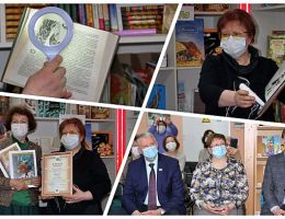 В Каменске-Уральском появилось пространство, адаптированное для детей с нарушениями зрения