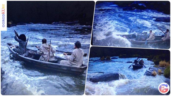 27 марта 2021 каменцы пойдут в поход по местам съемок «Угрюм реки»