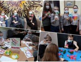 5 марта 2021 состоялась развлекательная программа «Для девчонок», посвященная Международному женскому дню