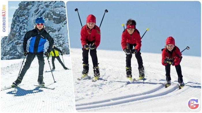 Дистанции в беге на лыжах при выполнении Комплекса ГТО для возрастных ступеней