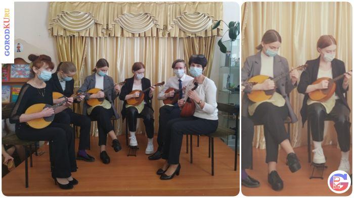 Музыкальный концерт прошел 25 марта 2021  в детской библиотеке им. Н. Островского