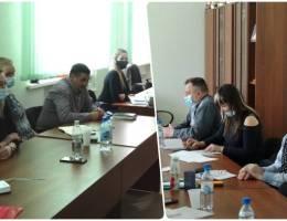 Обучающий семинар по отчетам и выборам в ГМПР прошел  в зале заседаний профкома ППО «СинТЗ»