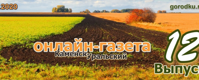 Онлайн-газета №12 (02.10.2020) – G-KU.RU