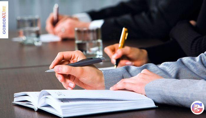 Заседание комиссии по противодействию коррупции в Каменске-Уральском