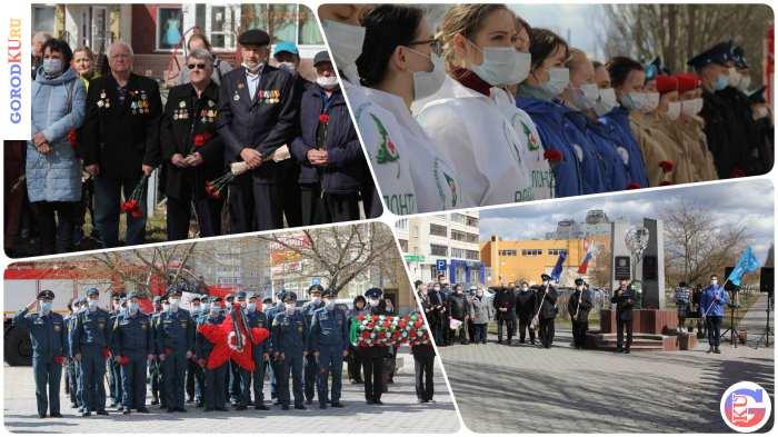 Мемориальный митинг состоялся Каменске-Уральском