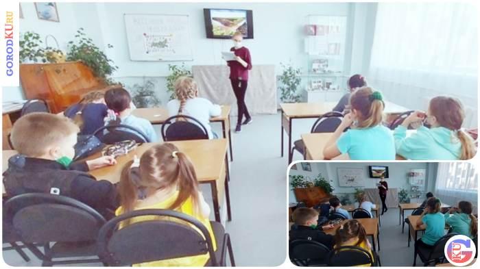 Молодые читатели прогулялись по «пескам времени» в Каменске-Уральском