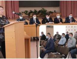 Обеспечение безопасности в период проведения праздничных мероприятий в Каменске-Уральском