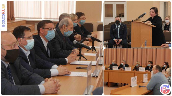 Общественная палата II созыва подвела итоги работы